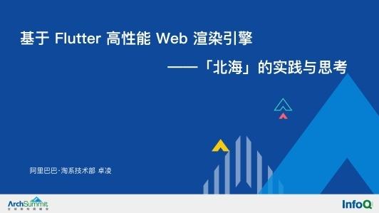 基于Flutter高性能Web渲染引擎Kraken的实践与思考