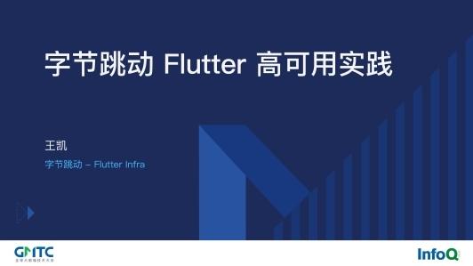 字节 Flutter 高可用体系建设