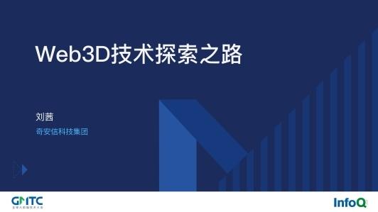 Web3D 技术探索之路
