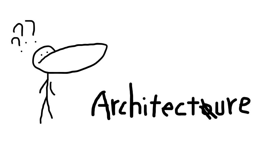 第1周 架构方法 浮皮潦草之总结