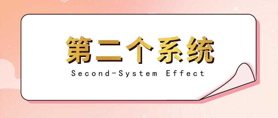 """有趣的""""第二个系统"""""""