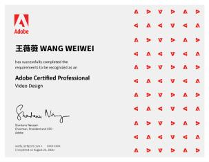 「Adobe国际认证」考证的意义,是能力还是标签?