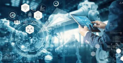 工业互联网推动制造业数字化转型