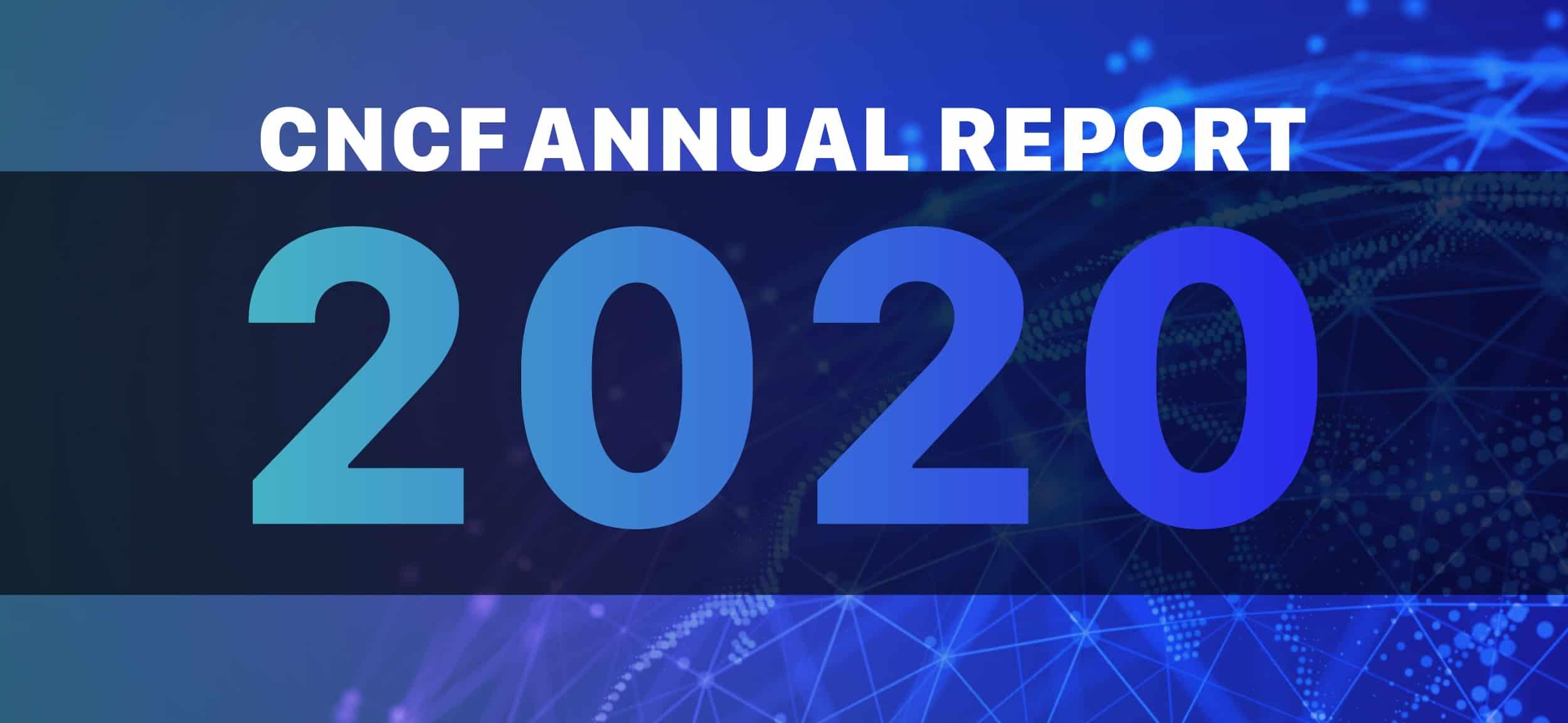 CNCF:2020年报(摘要)