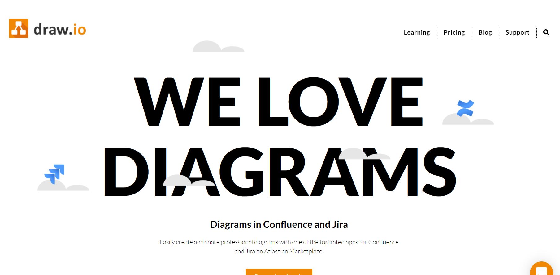 draw.io-取代visio的流程图绘制工具