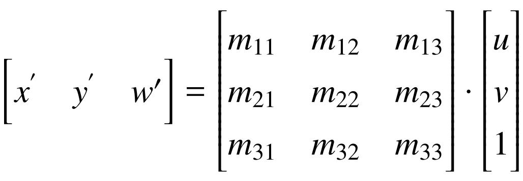 OFD 版式技术解析系列(三):仿射变换在OFD中的应用