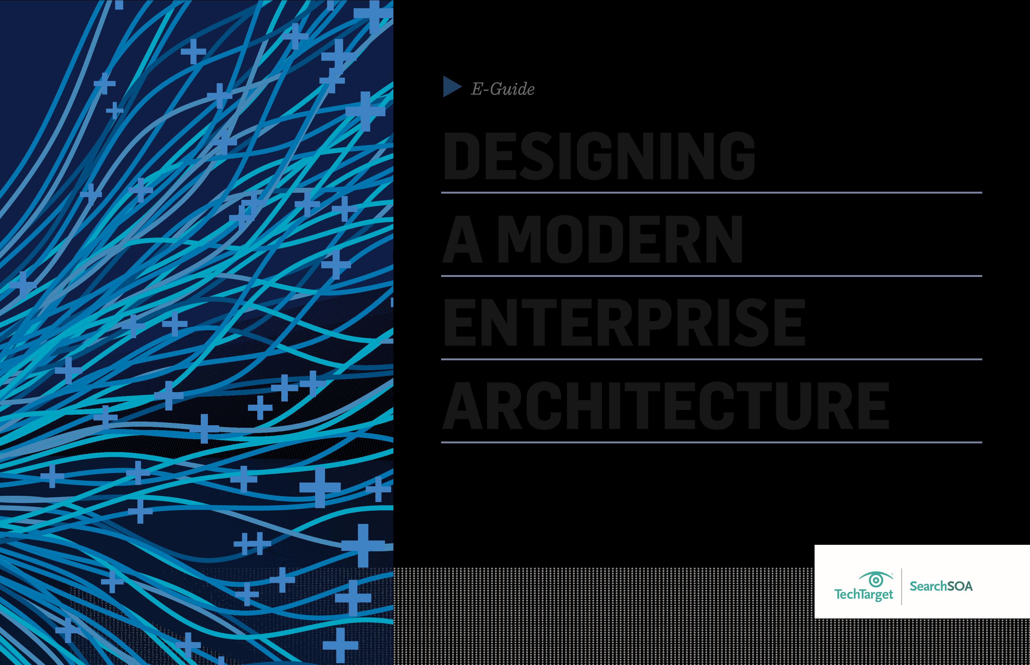 技术白皮书:现代企业架构设计