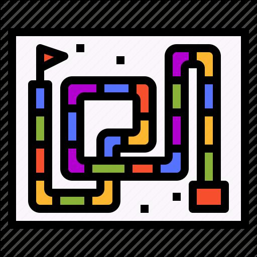 迷宫的生成: DFS与BFS算法的实现