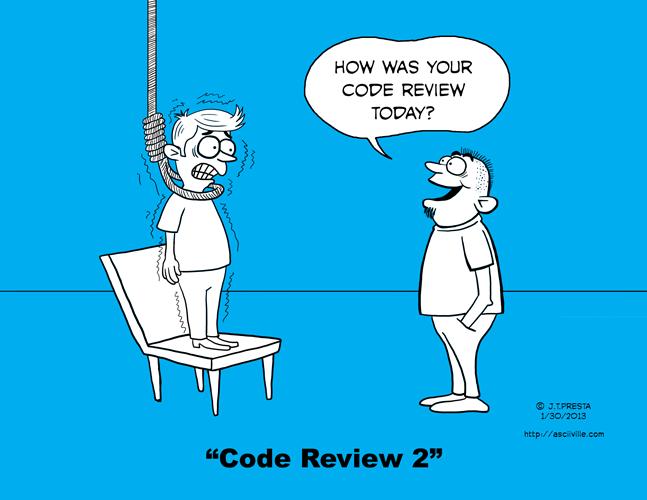 关于代码审查的一点体会