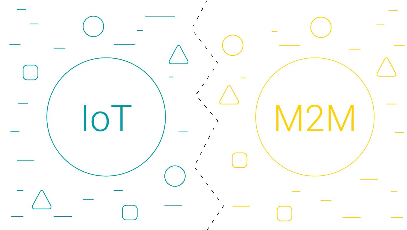 1分钟理解M2M和IoT概念