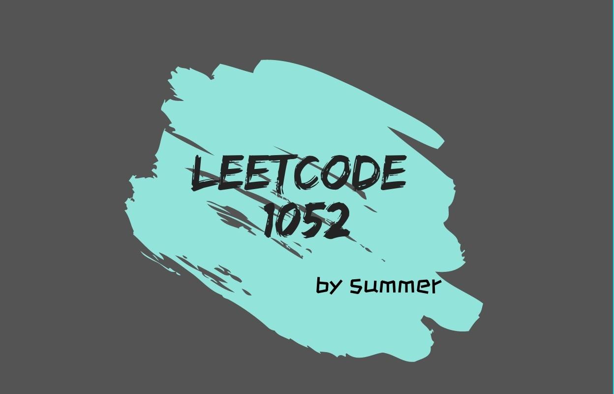 LeetCode 1052. Grumpy Bookstore Owner