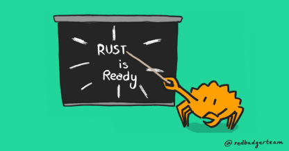 学习Rust,我的一些体会