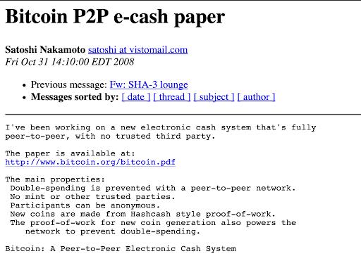 传统网络缺失货币层,比特币是否能担此大任?
