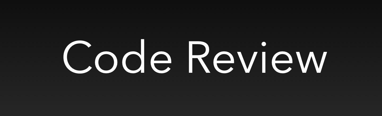 如何做好Code Review?