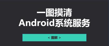 图解   一图摸清Android系统服务