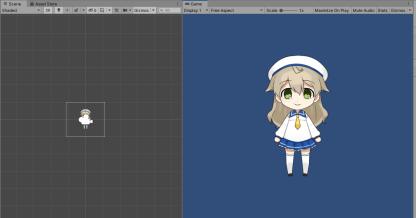 Live2D for Unity入门篇 4.x