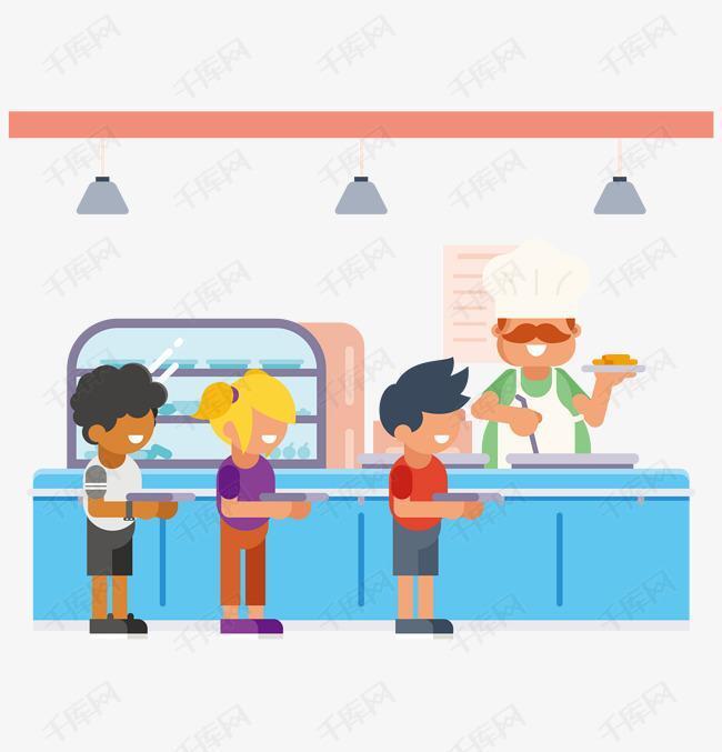 排队打饭:公平锁和非公平锁(面试)