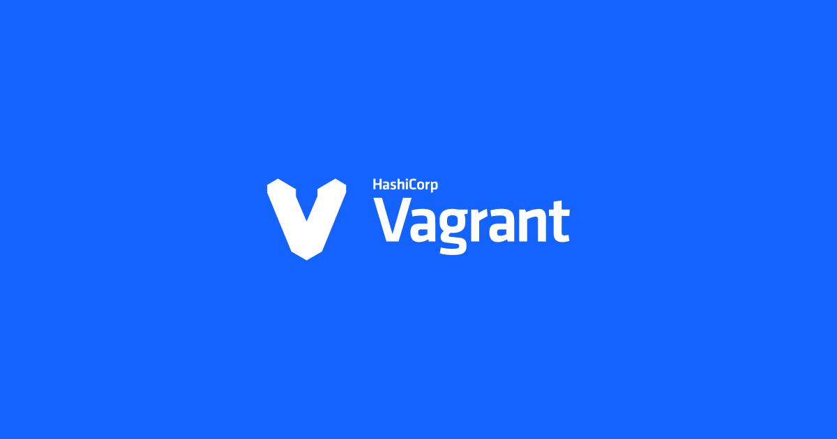 Vagrant 快速入门