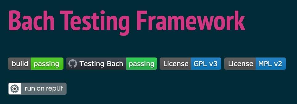 Bash 脚本的单元测试