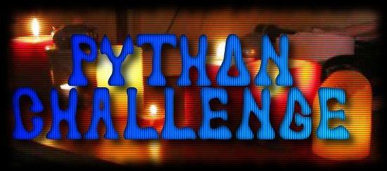 有趣的解谜:Python Challenge