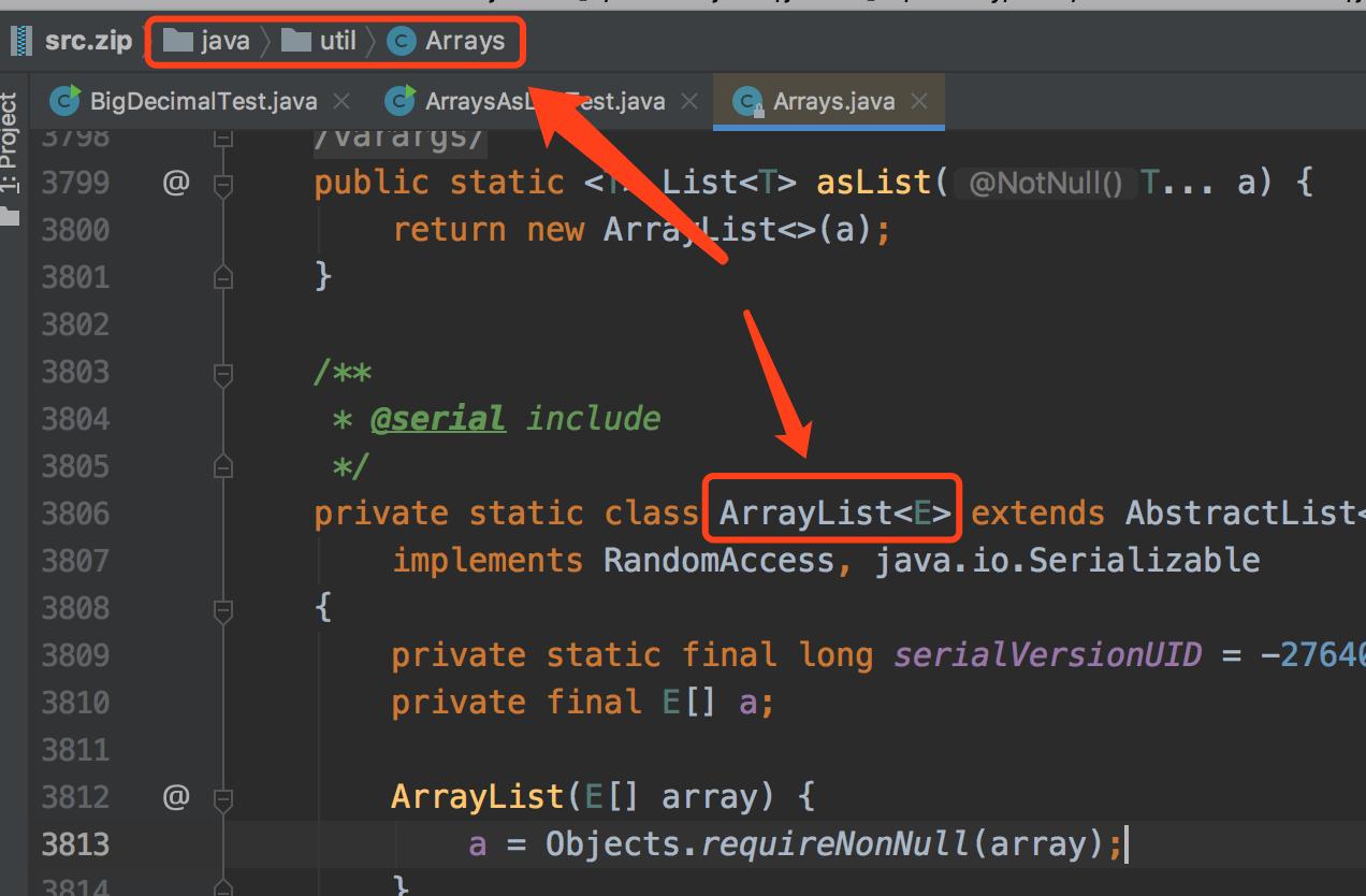 Java踩坑记系列之Arrays.AsList