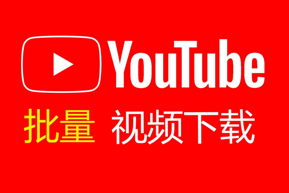 如何批量下载YouTube视频到本地