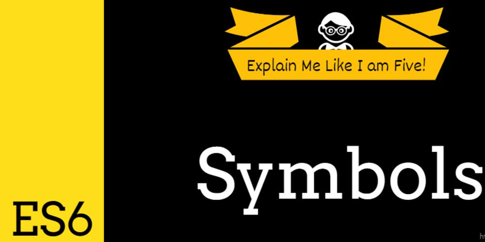 ES6 中的 Symbol 是什么?