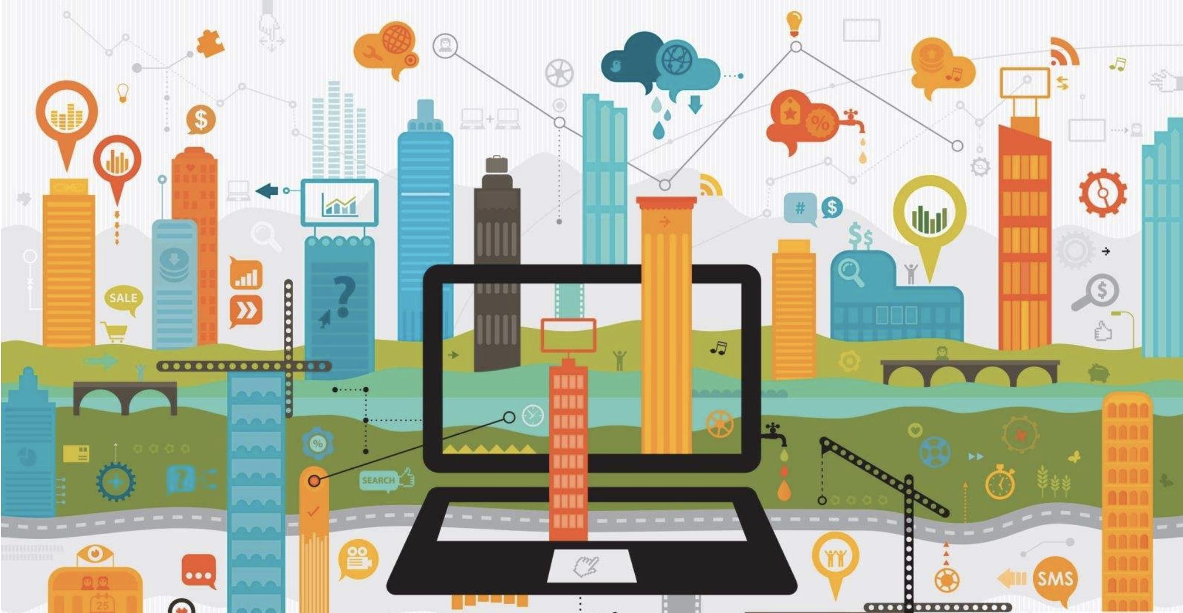 大型互联网应用的发展和未来