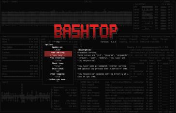 一款霸榜 GitHub 的开源 Linux 资源监视器!