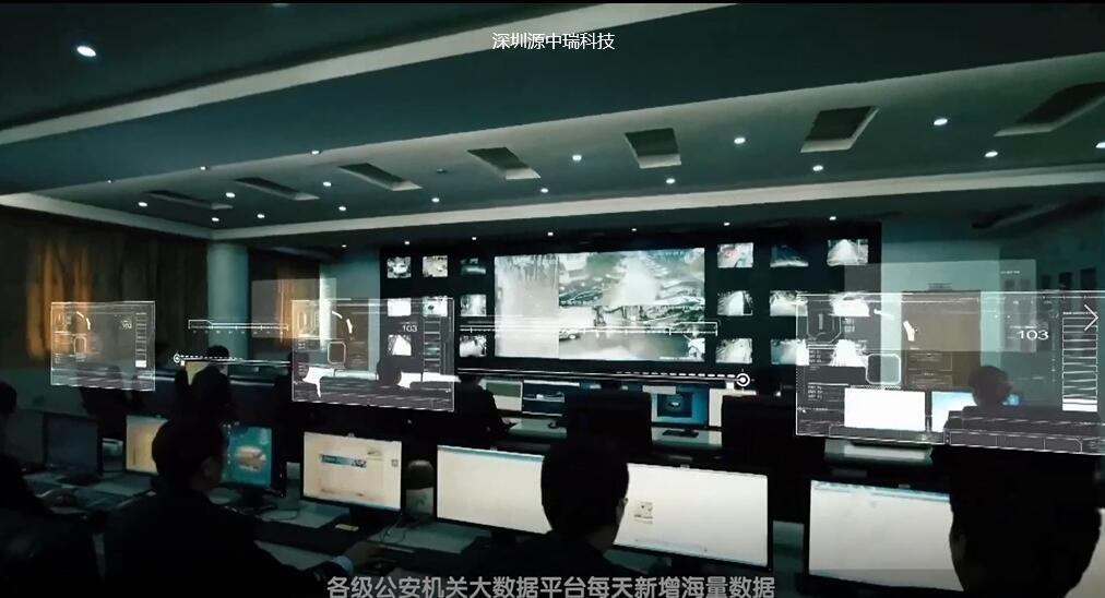 公安重点人员管控系统开发方案,合成作战平台建设