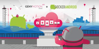 Win10系统下基于Docker构建Appium容器连接Android模拟器Genymotion完成移动端Python自动化测试