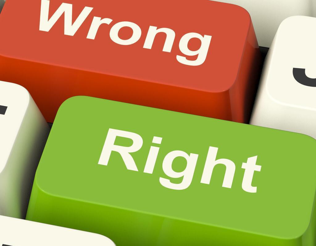 当你觉得老板的决策是错的,你会怎么做?