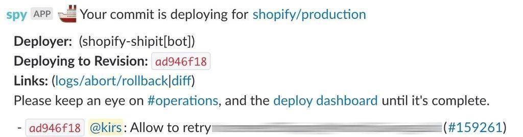 电商平台Shopify的技术架构演进思路