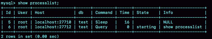 当我们输入一条SQL查询语句时,发生了什么?