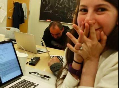 人类首张黑洞照片幕后英雄:29岁女算法工程师