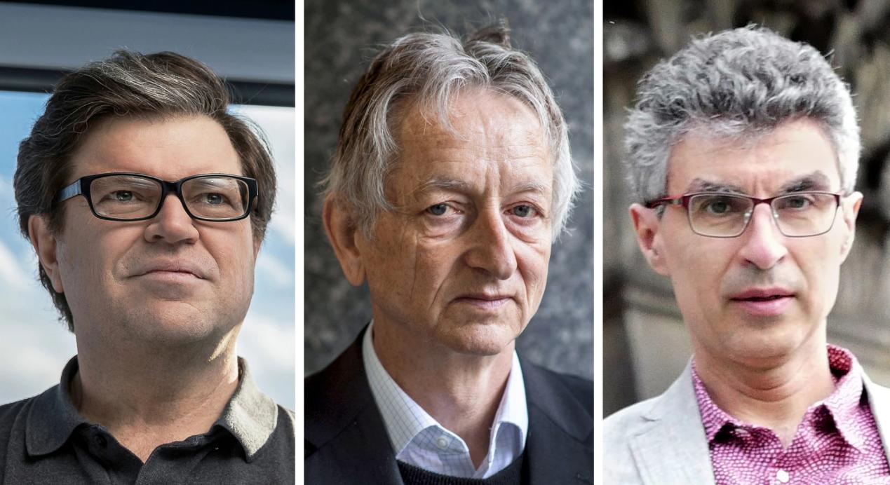 刚刚,ACM宣布三位深度学习之父共同获得2018年图灵奖!
