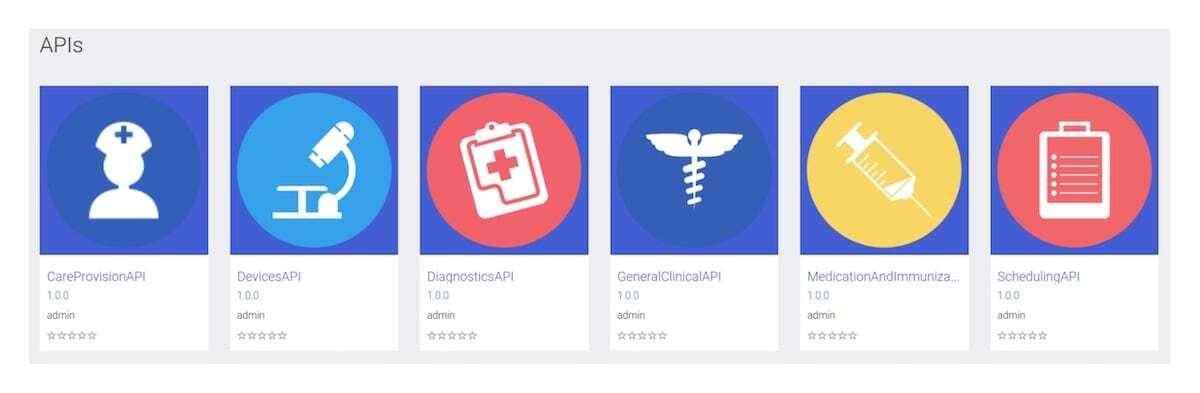 API市场带来了医疗保健行业的巨大转变