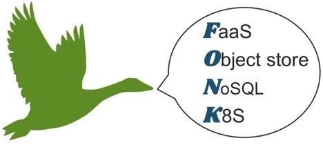 FONK:一个面向K8S的无服务器LAMP技术栈