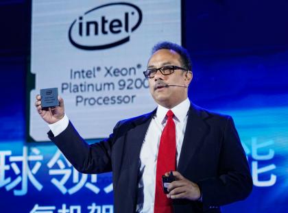 英特尔一口气发布了三款处理器、两款存储、一款以太网适配器
