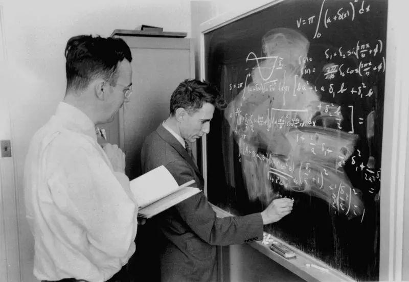 走近克劳德·香农:天才是如何思考、工作和生活的