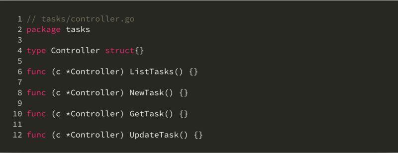 Go编程实战:如何组织代码、编写测试?