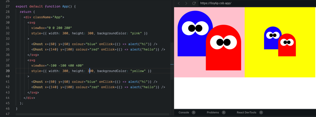 前端福音:为什么使用React和SVG开发图形UI是天作之合?