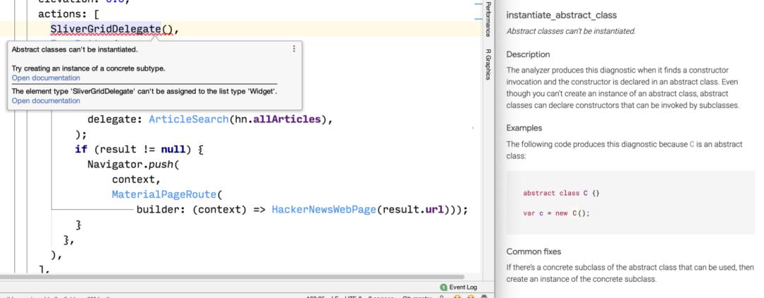 在Flutter中从头重建DevTools
