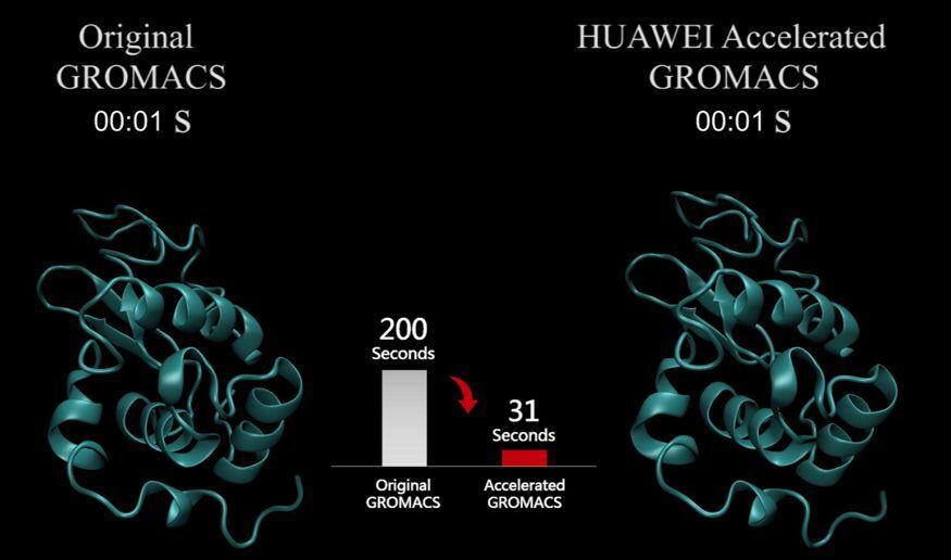 AI提供算力支撑:新型冠状病毒所有关键蛋白质同源模建结果和方法公布