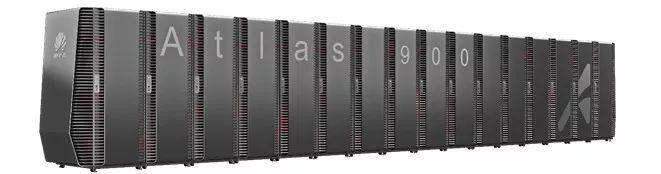 华为发布全球最快AI训练集群Atlas 900