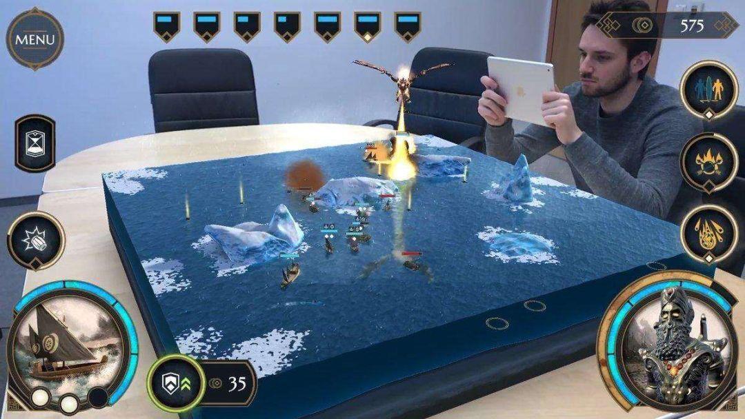 移动体感游戏:站在游戏与硬件产业共享的未来上