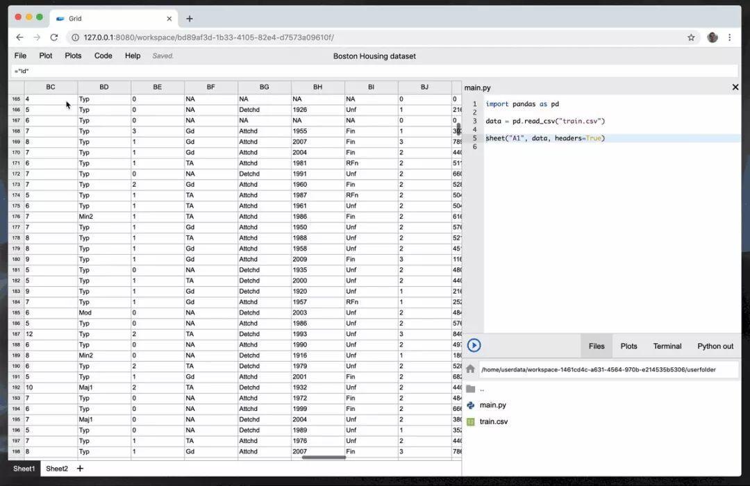 再见Excel!我开源了一款与Python深度集成的神器级IDE